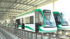القطار الكهربائي في أثيوبيا