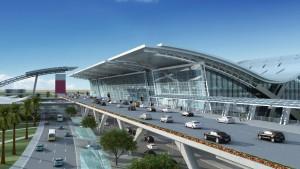 مطار حمد الدولي