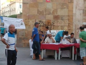 أجواء 2011 في تونس